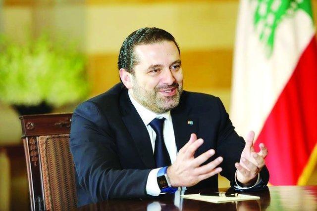 سعد حریری: استراتژی جدید آمریکا درباره ایران به ما مربوط نمی شود