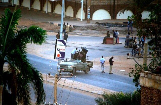 استعفای رئیس سازمان اطلاعات سودان پس از انتها شورش