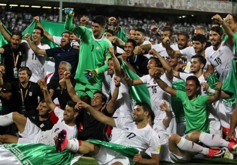 AFC: ایران نمی تواند حریف آسانی برای کره جنوبی باشد