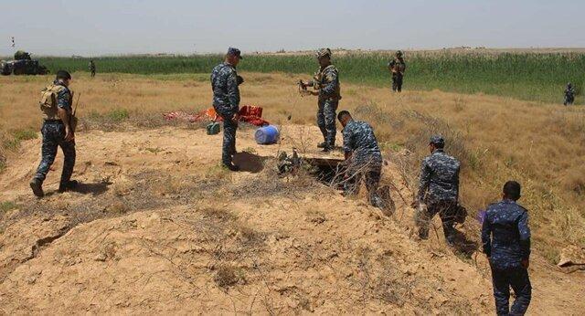 5 نظامی عراقی در حمله داعش کشته شدند