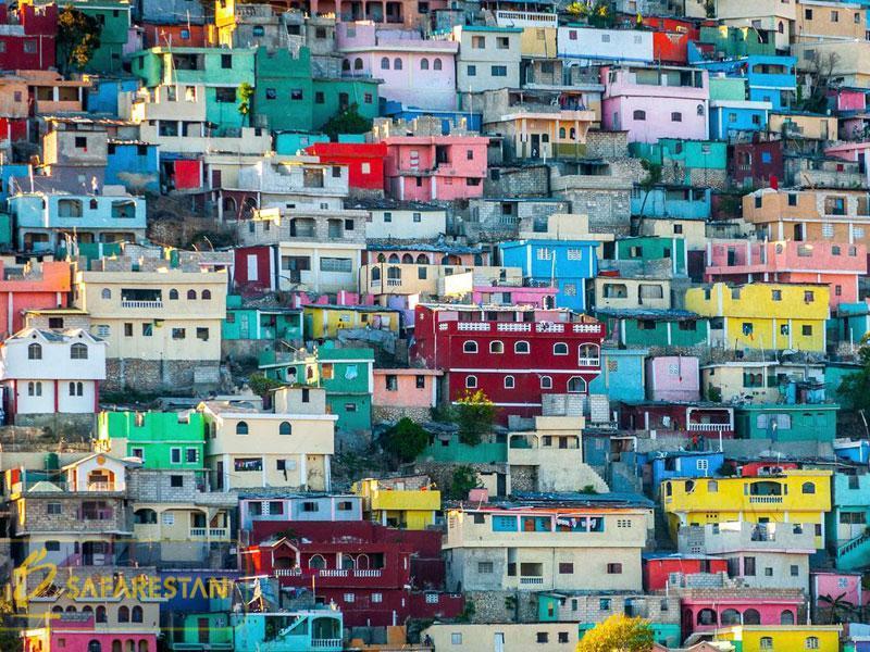 بلیط هواپیما به هائیتی
