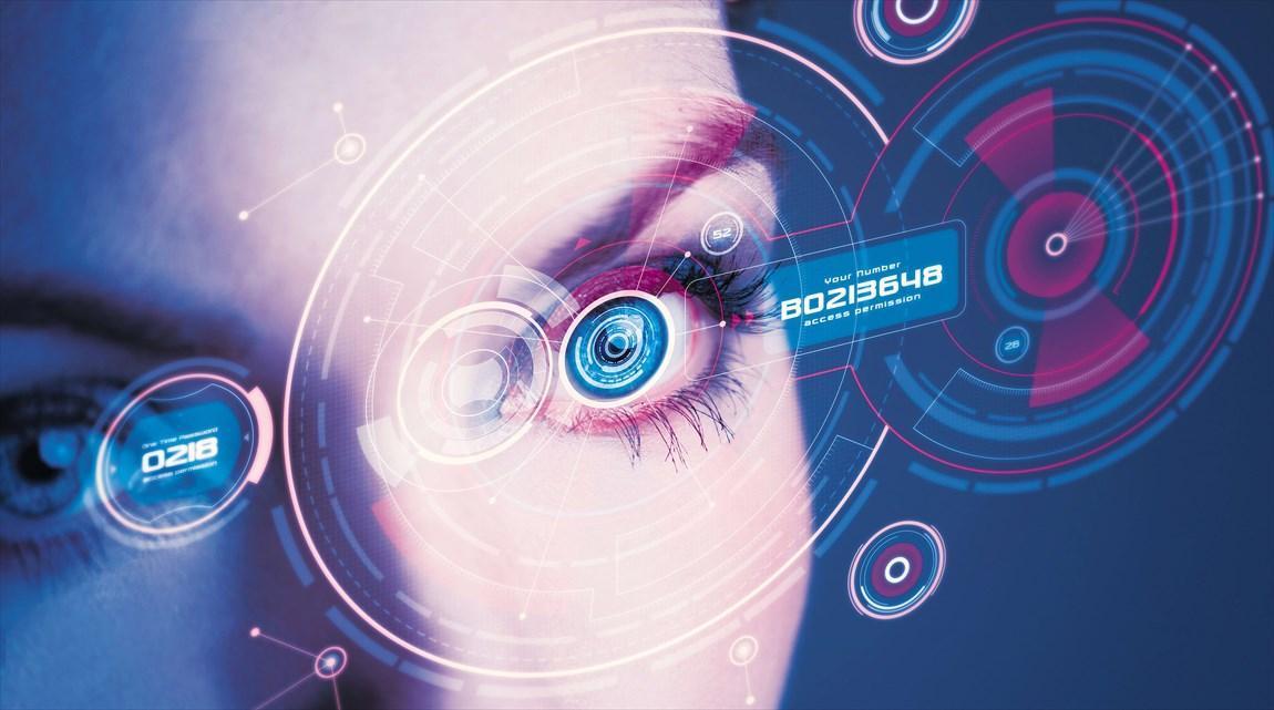 ساخت لنزهای تماسی مجهز به واقعیت افزوده