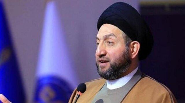 عمار حکیم: عراق شاهد منازعه میان دولت و بی دولتی است