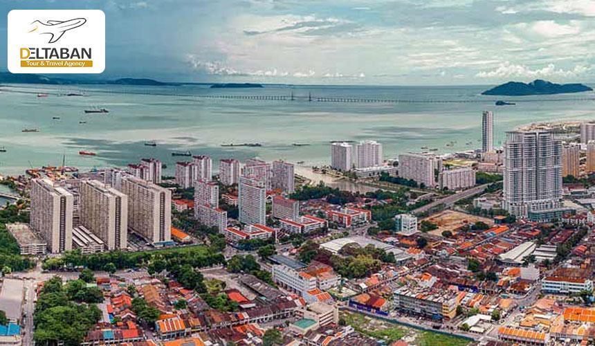 شهرها و بنادر دیدنی مالزی