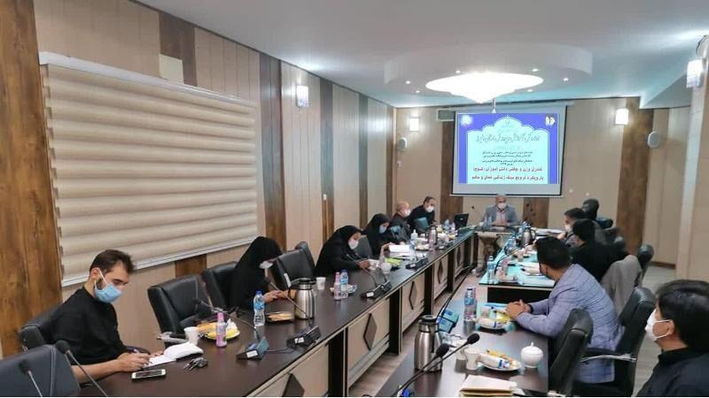 خبرنگاران برنامه کنترل وزن دانش آموزان محور سلامت البرز نهاده شد