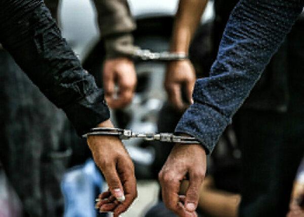 سارقان مسلح طلافروشی در تبریز دستگیر شدند